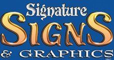 Signature Signs & Graphics Inc - Logo