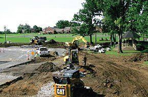 Jerry B  Young Construction Inc  | Civil Contractor Lebanon, TN