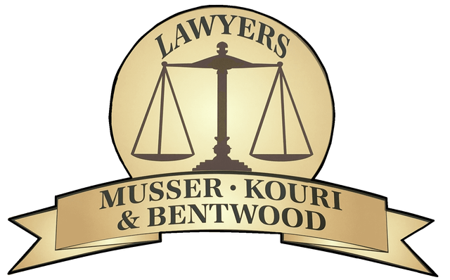 Musser, Kouri, & Bentwood Law - Logo