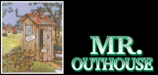 Mr. Outhouse-Logo