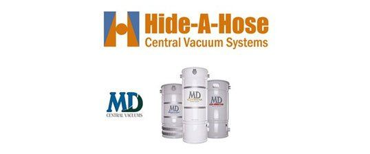 Hide A Hose Central Vacuum Systems, MD Central Vacuums