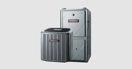 Amana heating and AC unit