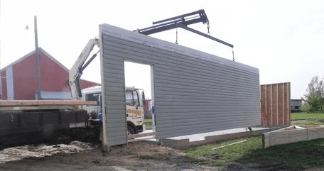 Action Garage Builders Construction Waterloo Ia