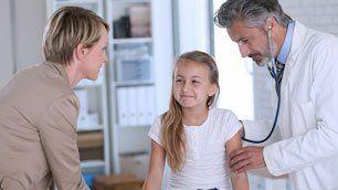 Pediatric medical services