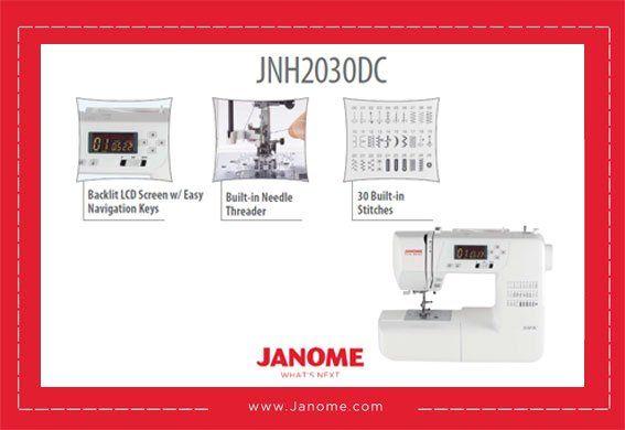 JNH2030DC