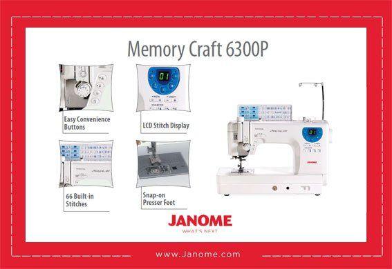 Memory Craft 6300P