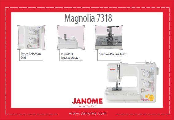 Magnolia 7318