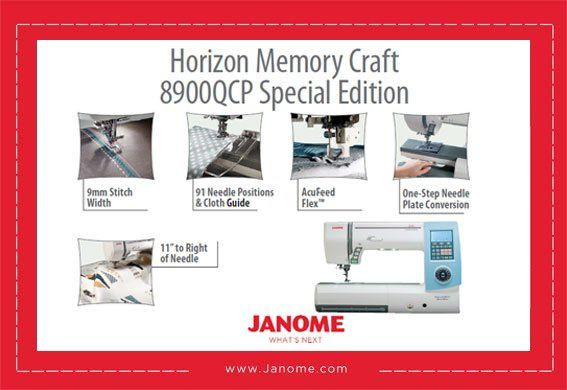 Horizon Memory Craft 8900QCP Special Edition