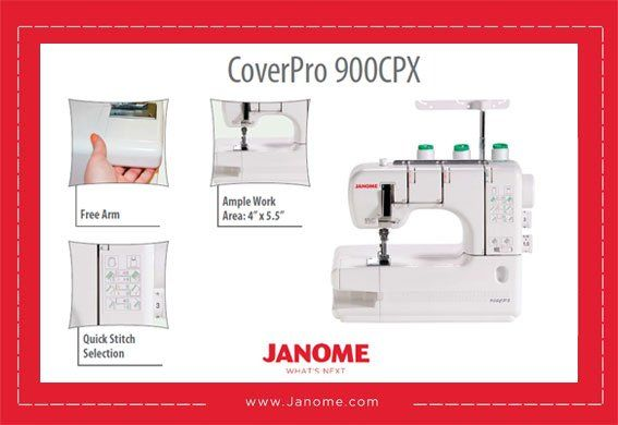 CoverPro 900CPX