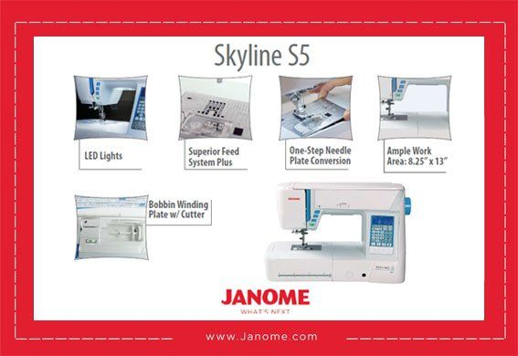 Skyline S5