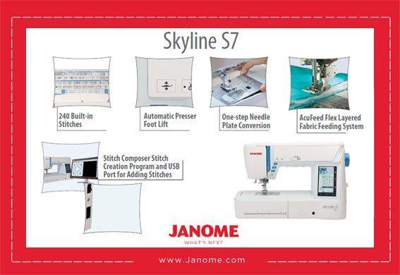 Skyline S7