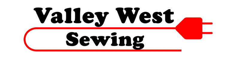 Valley West Sewing - Logo