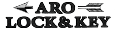 Aro Lock & Key - Logo
