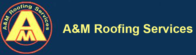 A&M Roofing Services - Logo