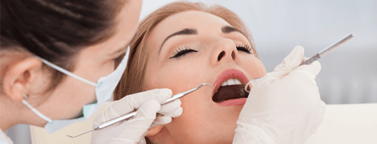 Dental patient