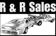 R & R Sales - Logo