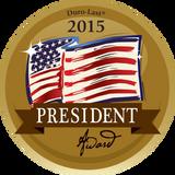 Gold Presidents Award