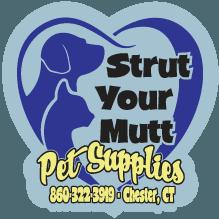 Strut Your Mutt Pet Supplies - logo