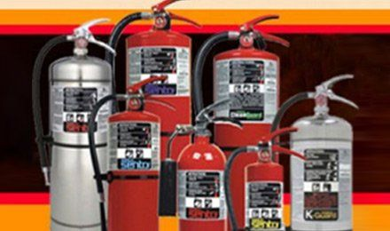 Distinguished Fire Extinguisher | Mobile Services San Diego