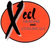 Xcel Heating and Cooling - logo