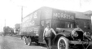 Old photo of Morris