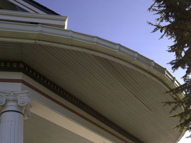 All American Seamless Gutters Inc Roof Cleaning Bellingham