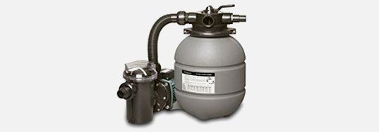 VL Series Sand Filter Systems