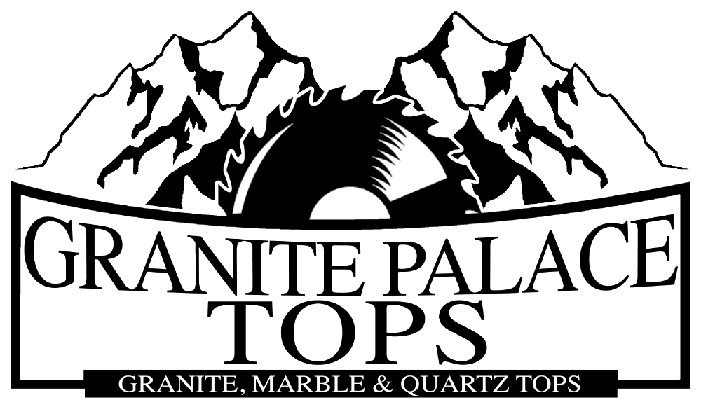 Granite Palace Tops Logo