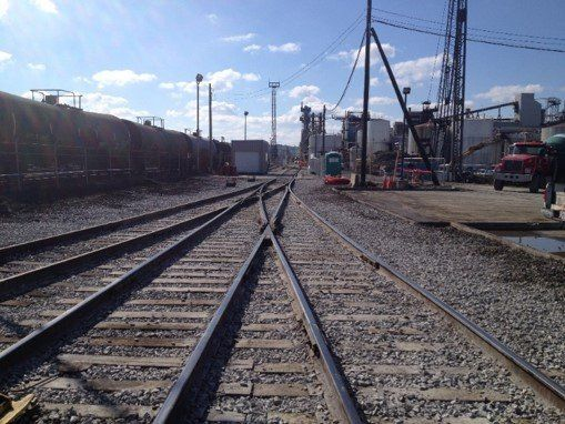 Track Design | Tack Construction | West Chester, OH