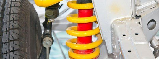 Suspension and alignment services