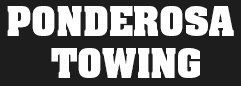 Ponderosa Towing - Logo