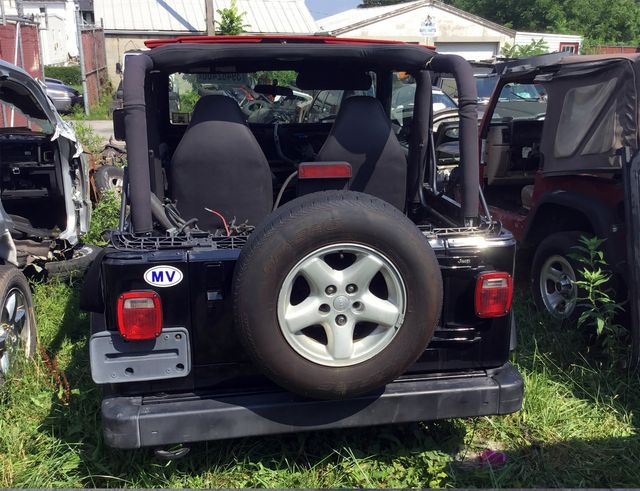 Used Jeep Wrangler Parts >> Jeep Tj Quality Used Jeep Parts Dover Pa