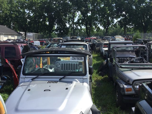 Used Jeep Wrangler Parts >> Rodney S Used Auto Parts Used Jeep Parts Dover Pa