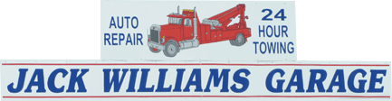 Jack Williams Garage logo