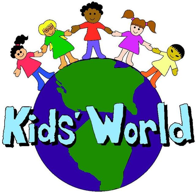 Kids' World Inc - Logo