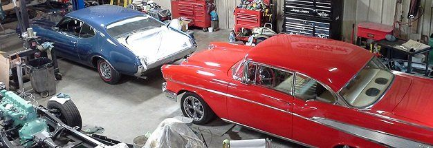 Restored Classic Cars Auto Restoration Lovington Il