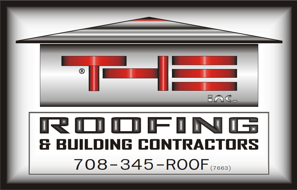 T.H.E., Inc Roofing & Building Contractors - Logo