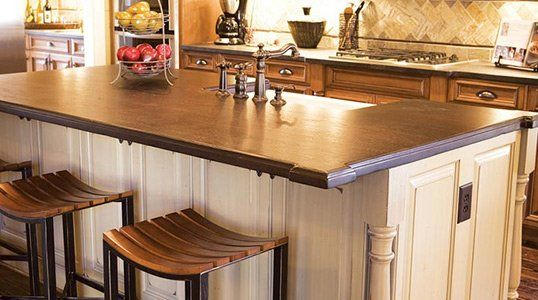 wooden countertops in kitchen Wood Countertops Wooden Kitchen Surfaces Lubbock TX