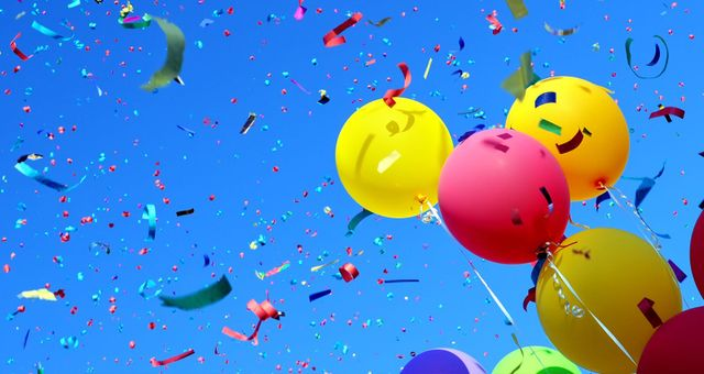 Get All Kinds Of Fun And Festive Balloons