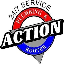 Action Plumbing & Rooter logo