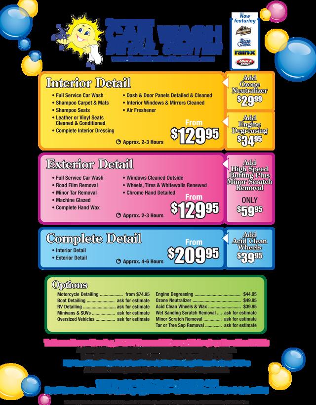 Detailing Services | Car Wash | Hopkins, MN