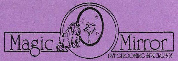 Magic Mirror Pet Grooming - logo