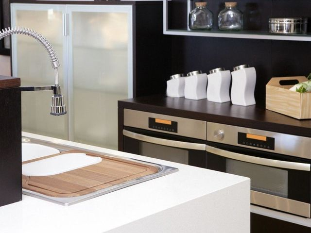 countertops kitchen decorating ideas cabinets for off floor and white remodel