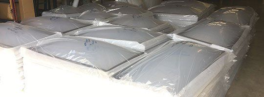 Replacement Domes | Commercial Skylight Systems | Redding CA