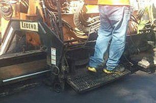 Paving repair