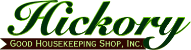 Hickory Good Housekeeping Shop Inc. - Logo