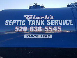 Clark's Septic Tank Service, LLC Septic Tank