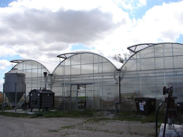 Grayhawk Greenhouse Supply   Construction   Swanton, OH