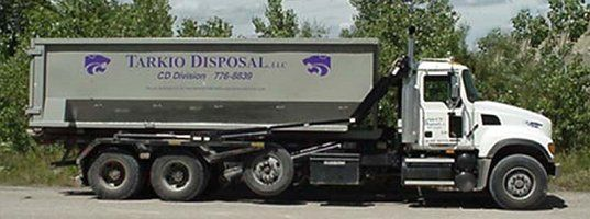 Disposal container