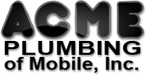 Acme Plumbing of Mobile Inc.-Logo